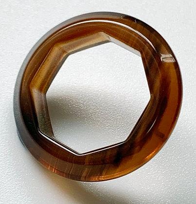 Scarf Ring Brown