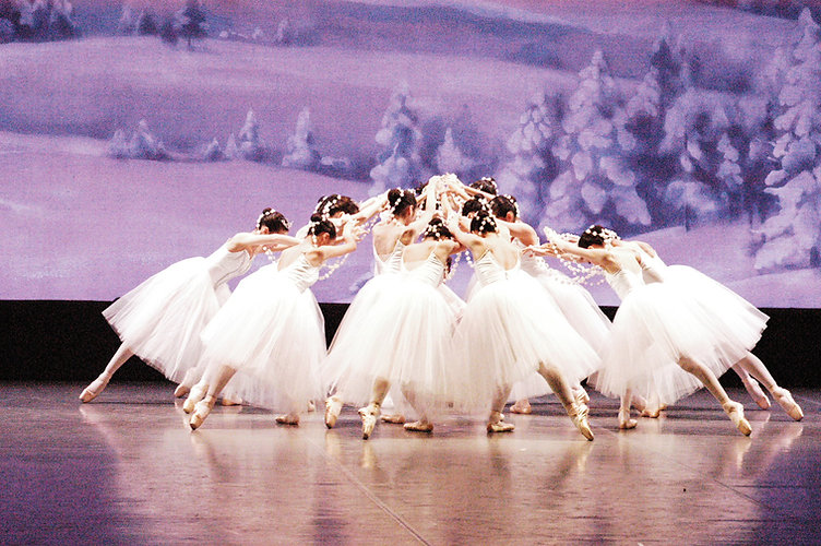 General rehearsal Kanamaru Ballet 10.12.