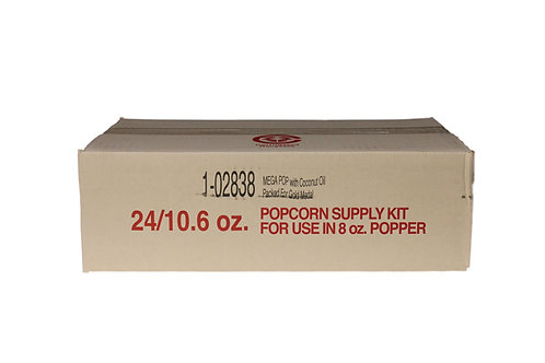 Mega Pop Kits - For an 8oz Kettle