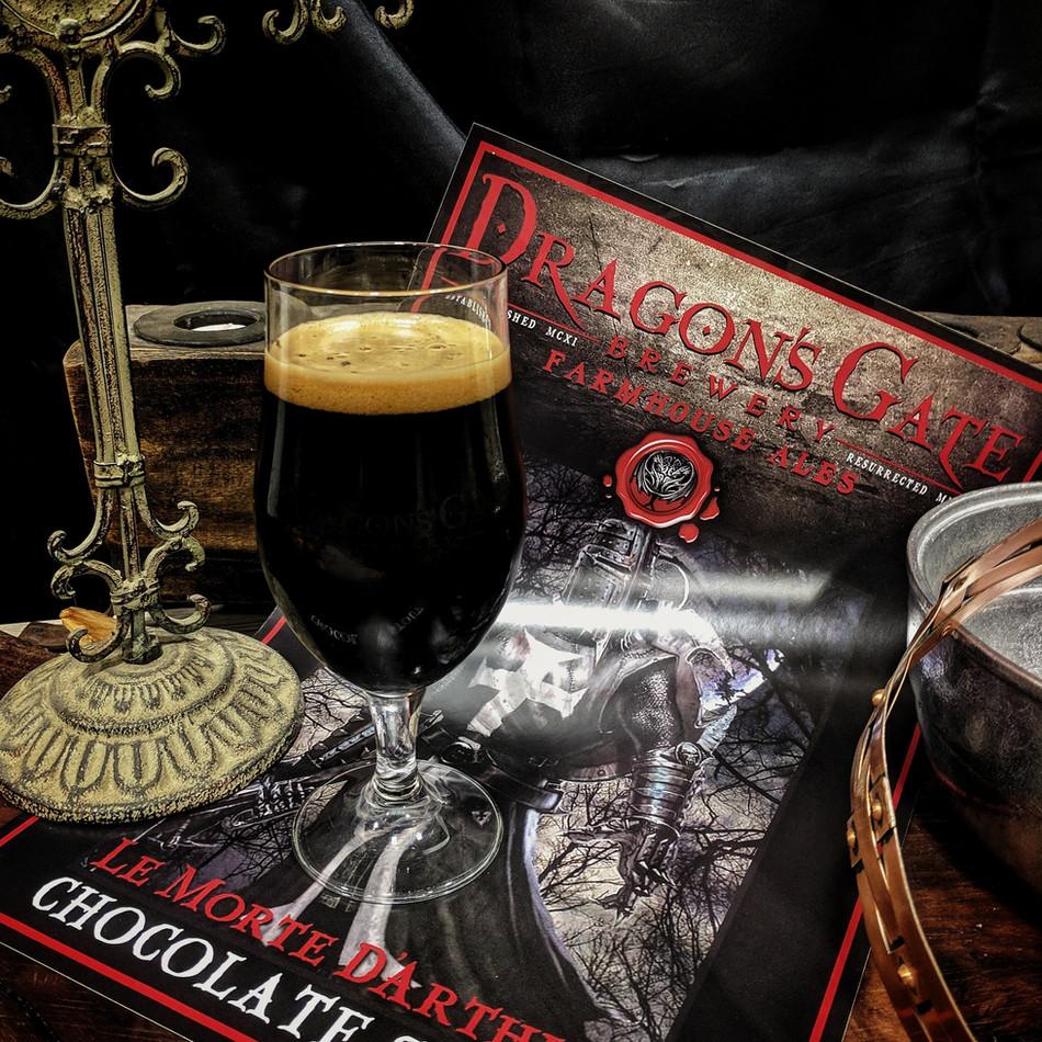 Dragon's Gate Brewery - Farmhouse Belgian Ales