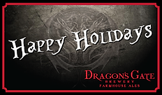 Dragons Gate Brewery Gift Card
