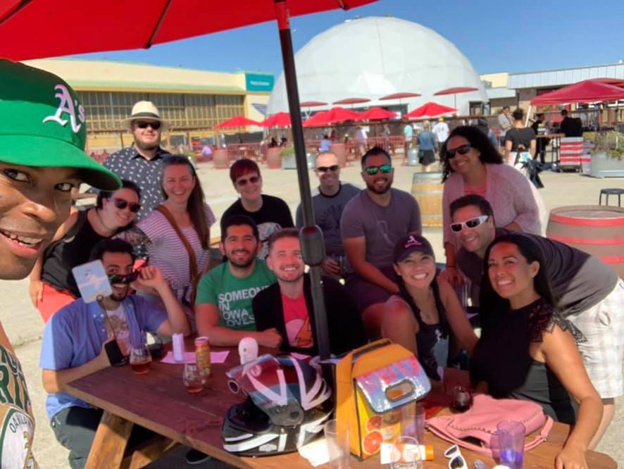 Farewell Fiesta w/ MFT Crew 08/2019