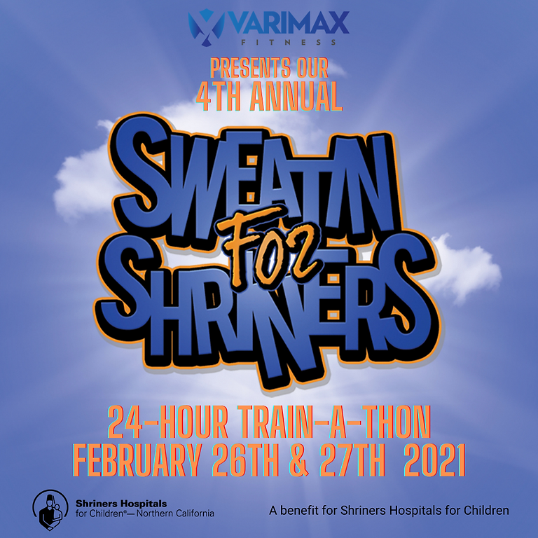 Sweatin' For Shriners 2021