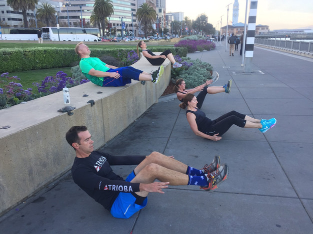 SF Bootcamp on the Embarcadero