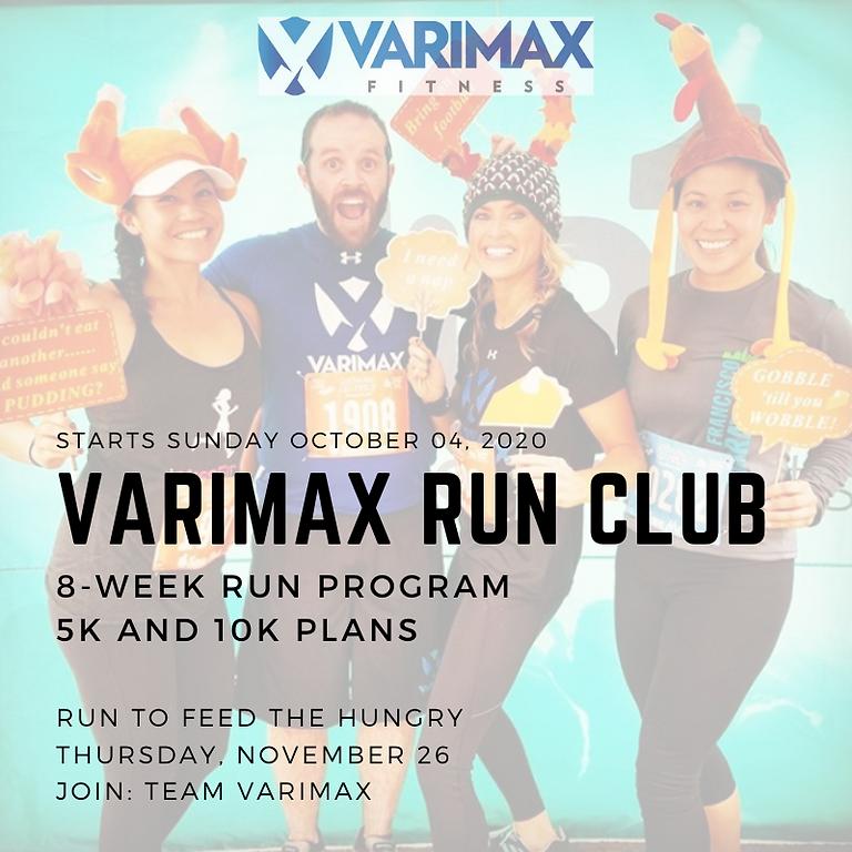 Varimax Run Club
