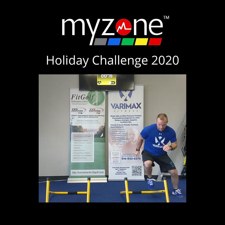 MYZONE Holiday Challenge