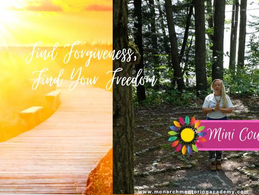 The Path To Forgiveness, Mini Course