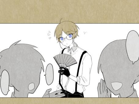 百人一首【うたあわせ漫画 3】27首 兼輔くん