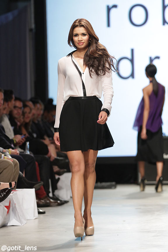 Latino Fashion Week 2013