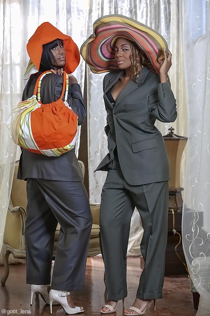 Model: Ms Posley and Teesjah