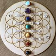 Custom Crystal Grid Created for YOUR Intention