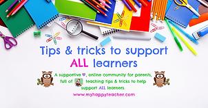 Tips & Tricks facebook group.png