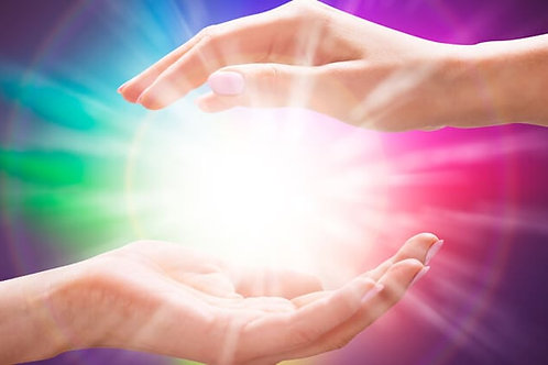 30 min Distance Reiki Energy Healing