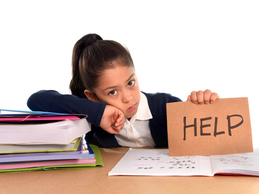 Help My Child Is Struggling With Online Learning!