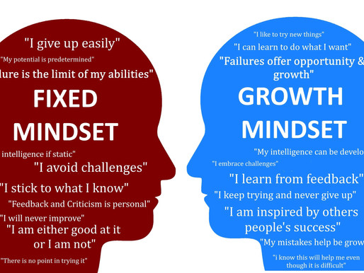 Growth Mindset For Parents: How You Can Influence Your Kids to Develop A Growth Mindset