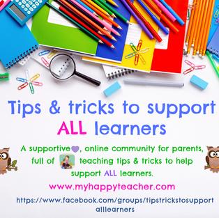 Tips & Tricks Facebook Group