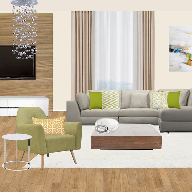 Poland   Living Room Design