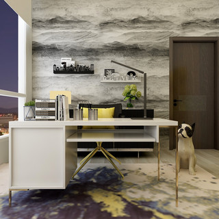 Modern Apartment | Home Office