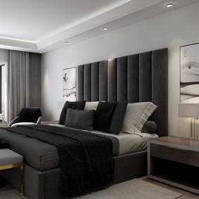 Hong Kong Luxury Apartment   Bedroom