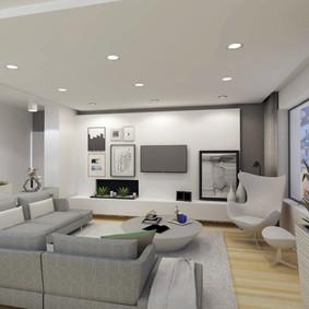 Italy Living Room Design