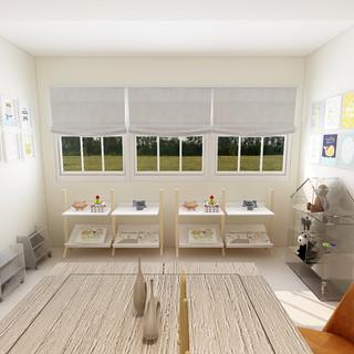 Frankfort IL Basement Design | Dining Area