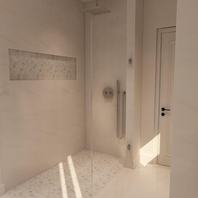 Guest Bathroom Shower, Chicago IL