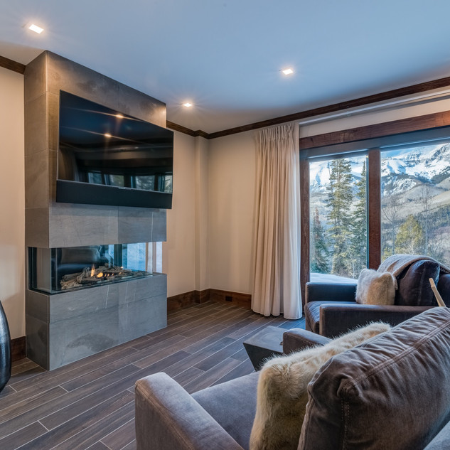 Telluride Ski Resort Apartment Colorado