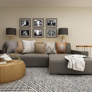 Frankfort IL Basement Design | Seating Area