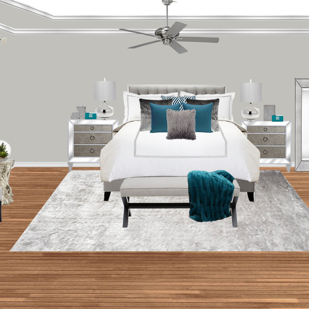 Bedroom Design, UT