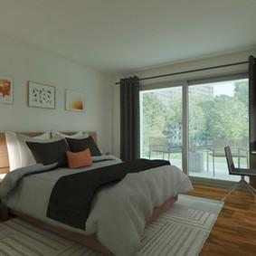 Boca Raton Bedroom Design