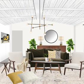 Living Room Design NH