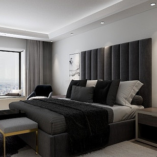 Hong Kong Luxury Apartment | Bedroom