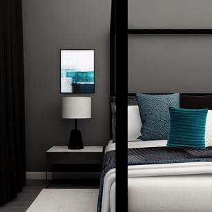 Master Bedroom, Boca Raton FL