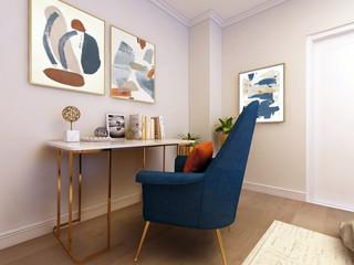 Guest Bedroom Office Desk