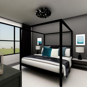 Master Bedroom Boca Raton FL