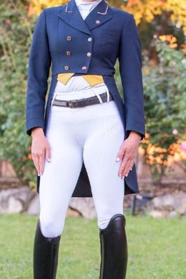 BARE Performance Riding Tights - Snow White