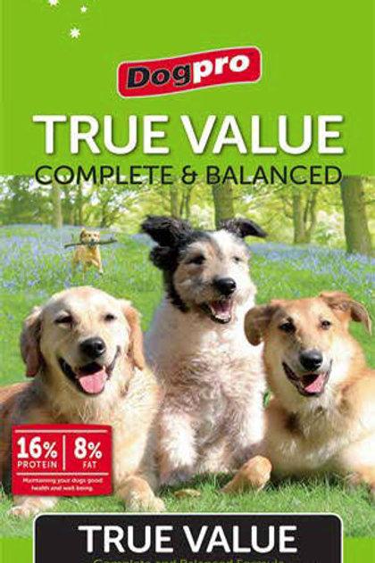 DogPro True Value 20kg