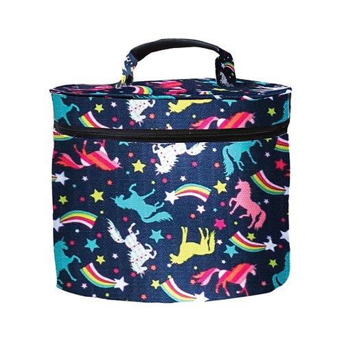 Bambino Navy Unicorn Helmet Bag