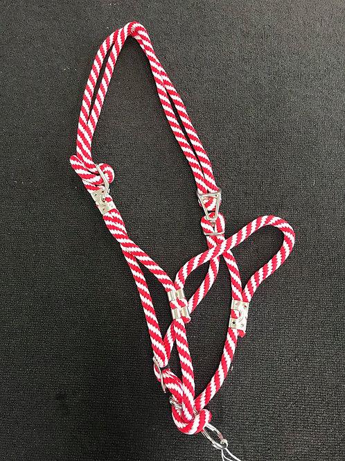 Adjustable Rope Headstall