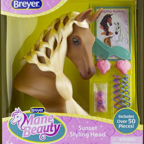 Breyer Mane Styling Head