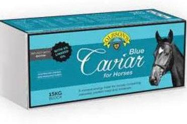 Blue Caviar Mineral Block