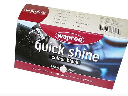 Waproo Quick Shine Black