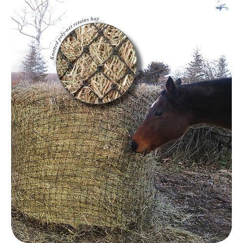 Round Bale Slow Feed Net