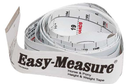 Easy Measure Weight/Height Tape