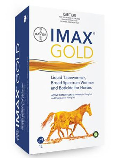 Imax Gold Wormer