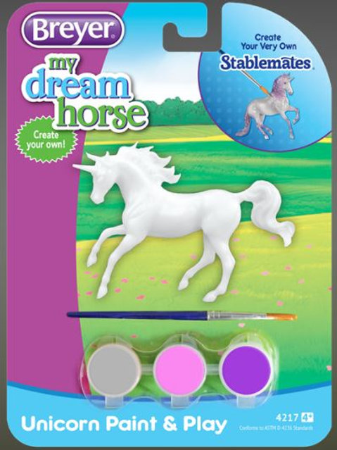 Unicorn Paint & Play