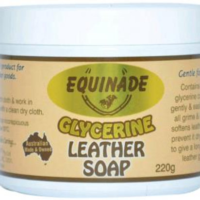 Equinade Glycerine Leather Soap