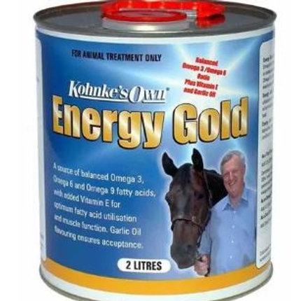 Kohnke's Energy Gold