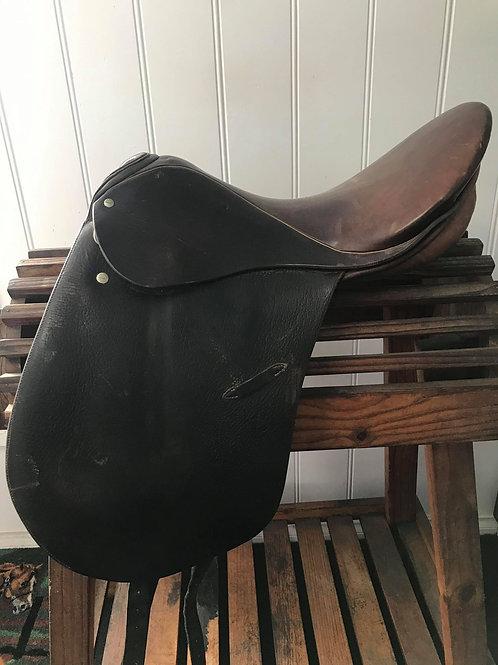 """17"""" Trenck D Saddle"""