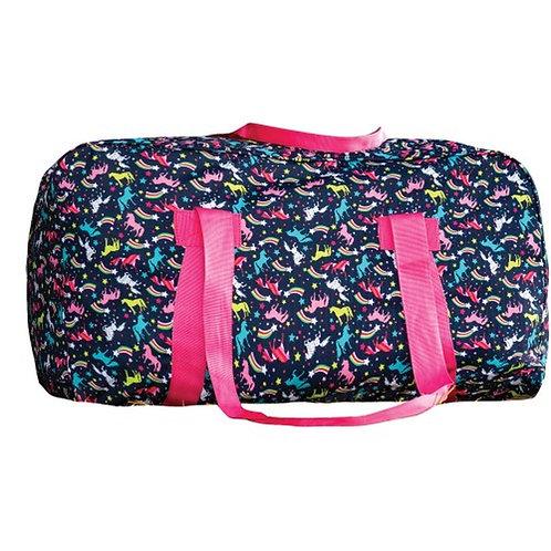 Bambino Navy Unicorn Gear Bag